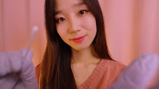 Let Me Clean Your Face Well😊 ASMR