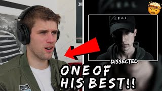 Rapper Reacts to NF INTRO III!! | HE JUST BURIED HIMSELF?!