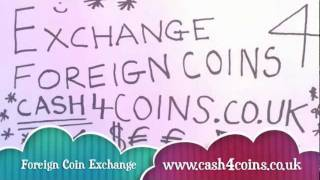 Cash4Coins.co.uk - Exchange Euro Coins - Stop motion 1