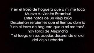 La Raíz - La Hoguera De Los Continentes (letra)