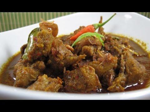 Video Resep Masakan Rica rica Entok dari Bang Agus