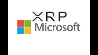 Ripple XRP , Bakkt Phase 2 Retail With Microsoft