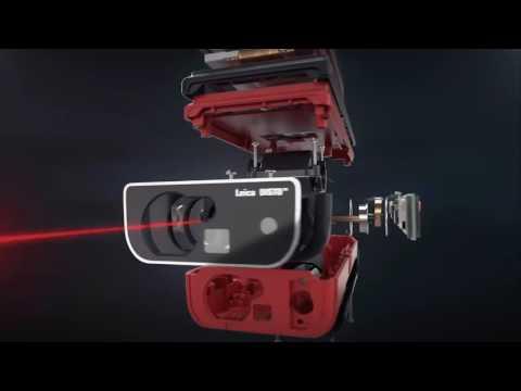 Leica DISTO™ S910 – 3D Revolucion de la Medición