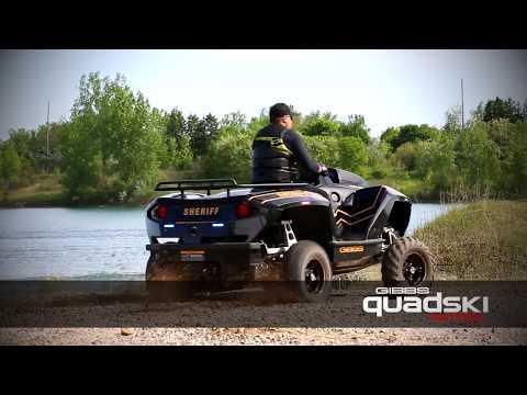 2015 Gibbs sport : Quadski Patrol
