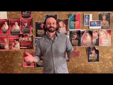 #1160подарковВеликомуНовгороду: Илья Авербух записал персональное обращение в преддверии грандиозного шоу