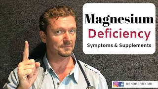 Do I Need a Magnesium Supplement? Magnesium Deficiency and Symptoms Explained, along with Mg Sources