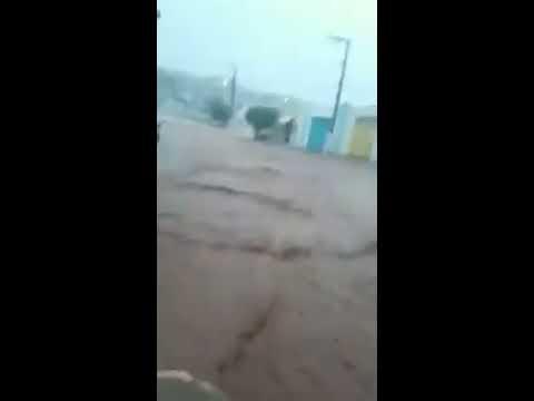 Chuva em Angico
