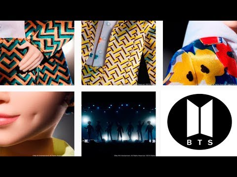 BTS video MUÑECOS DE BTS - 2019