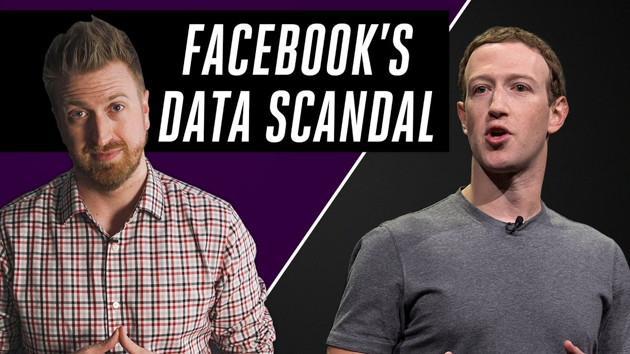 Facebook's Cambridge Analytica data scandal, explained thumbnail