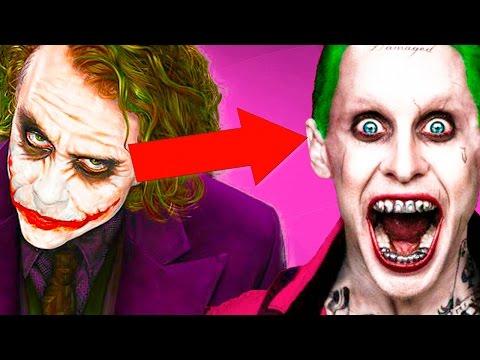 Comparación de todos los Jokers