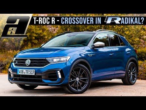 Der NEUE VW T-Roc R 2019 | Wie radikal ist das 300PS SUV wirklich?! | REVIEW