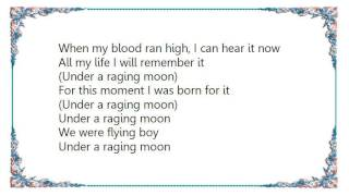 John Entwistle - Under a Raging Moon Lyrics