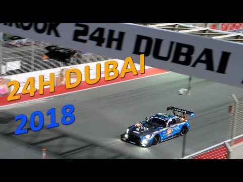 BEST OF 24H DUBAI 2018 #24 - SPS/COOL