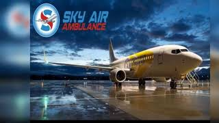 Air Ambulance in Jamshedpur with Advanced Medical Equipment