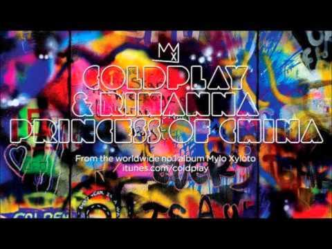 Coldplay - Princess of China (feat. Rihanna) Instrumental