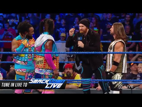 NoDQ's 5/7/19 WWE Smackdown full review, highlights, and reactions live stream (Wild Card)