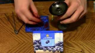 How To Pack Mini Alien Bowl & Al Fakher Blueberry Review