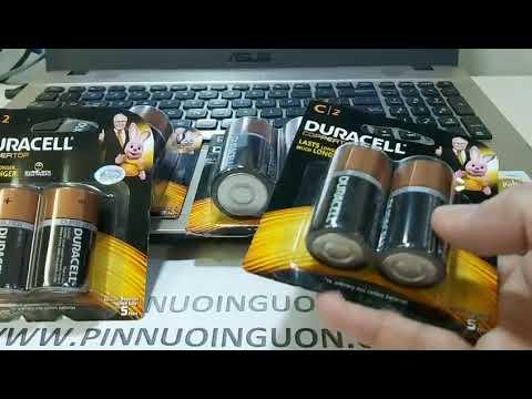 Pin C Duracell MN1400 LR14 Alkaline 1.5v _WWW.PINNUOINGUON.VN