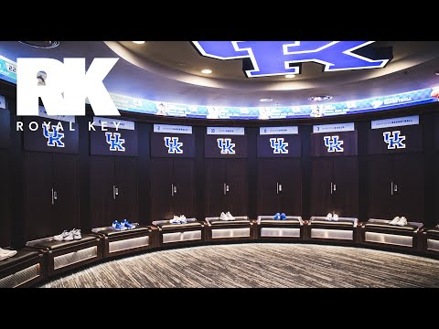 We Toured the Kentucky Wildcats' Sneaker-Filled Basketball Facility | The Royal Key