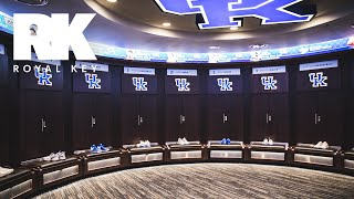We Toured The KENTUCKY WILDCATS BASKETBALL Facility | Royal Key | Coiski