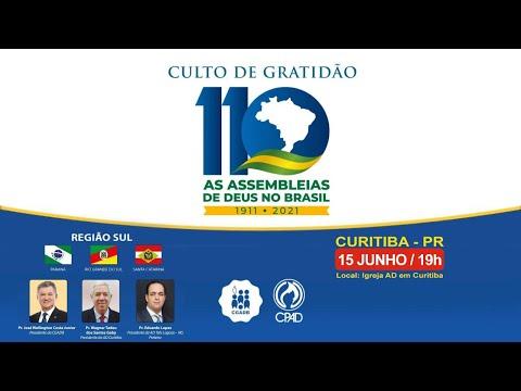 Festa dos 110 anos das Assembleias de Deus no Brasil- Segundo dia.