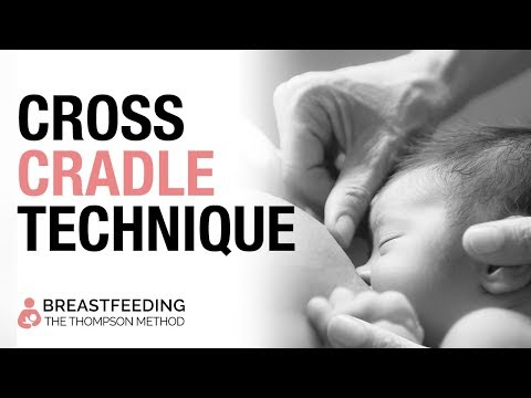 Breastfeeding – Cross Cradle Technique and Painful Nipple