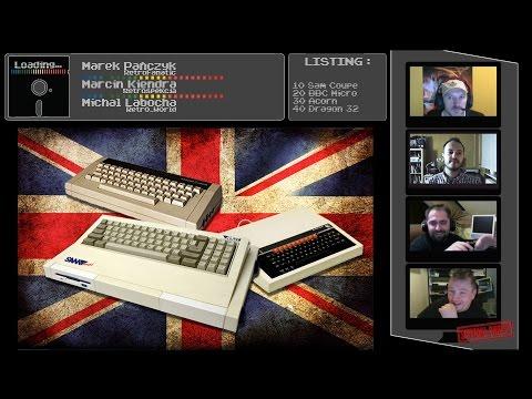 Loading #15 - Brytyjska egzotyka: BBC Micro, Sam Coupe, Acorn