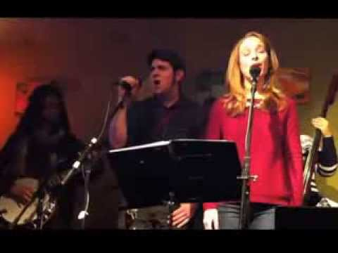 "Savior Soul - ""Come Thou Fount"" (Melodies Café, Ardmore, PA 1/18/14)"