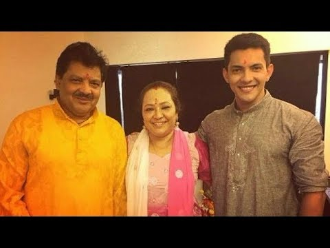 Udit Narayan Family Photos - Father, Mother, Spouse and Son Photos (видео)