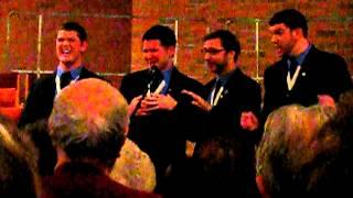 Play That Barbershop Chord - After Hours Barbershop Quartet - 3/3/12