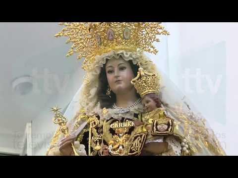 Procesión de la Virgen del Carmen en la Carihuela (Torremolinos) 2019