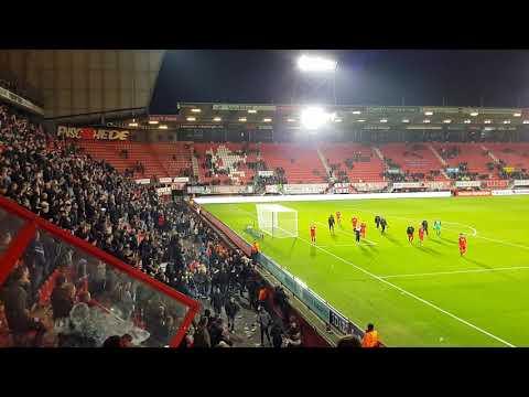 Afloop FC Twente - Jong Ajax 2-5 SCHAAM JE KAPOT!