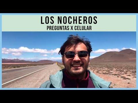 Los Nocheros video Te quiero ver reír - Preguntas X Celular - CMTV - 2018