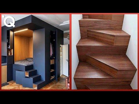 אוסף מדהים של רהיטים חכמים שתרצו גם לבית שלכם
