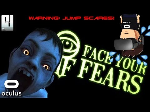 Face Your Fears - Awesome FREE App released today! — Oculus