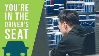 YOU are in the Driver's Seat with This Options Strategy