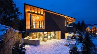 Dream Homes: Whistler Modern Chalet