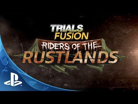 Trials Fusion dostalo první rozšíření Riders of the Rustlands + trailer