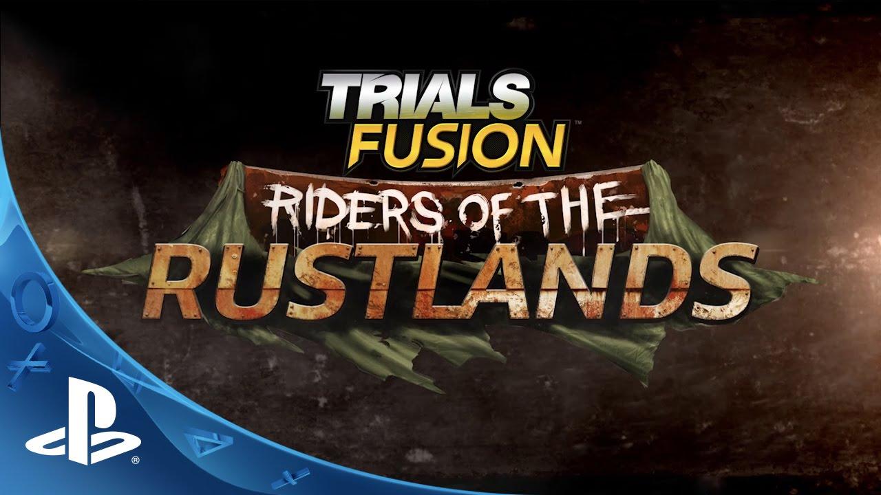El contenido descargable de Trials Fusion: Riders of the Rustlands estará disponible mañana