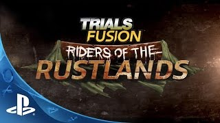 Trials Fusion Riders of the Rustlands DLC Official Release Trailer | PS4