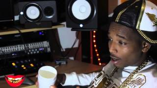 TrapBoy Freddy talks hustling at a young age & seeing $500,000 in his lifetime