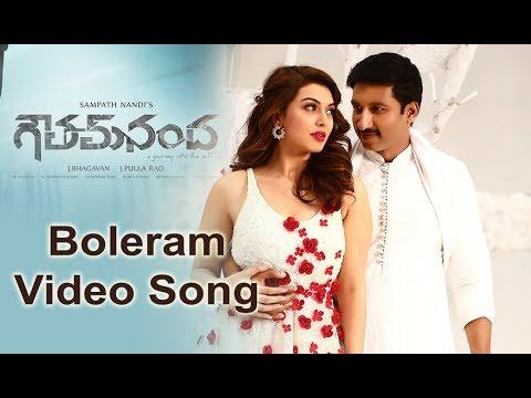 Boleram Video Song from Gautham Nanda