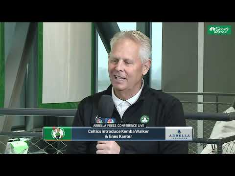 Exclusive interview with Danny Ainge