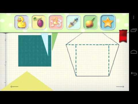 Video of Kids Preschool Puzzle & Words