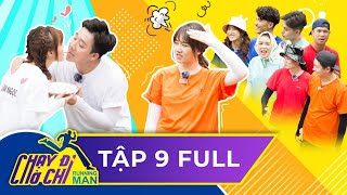 Chạy Đi Chờ Chi |Tập 9 FULL| Trấn Thành lập team với Lan Ngọc, quyết xé bảng tên Hari Won