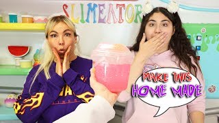 MAKE THIS HOME MADE SLIME! Slimeatory #610