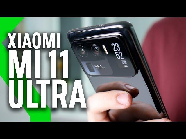 Xiaomi Mi 11 Ultra ANÁLISIS - LO MEJOR y MÁS INALCANZABLE de Xiaomi