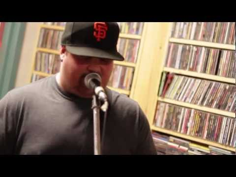 Bazooka Joe Comicz Live at Caper Radio (Sydney, Cape Breton)