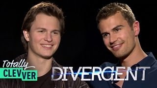 Divergent Cast: Choices Game! - Totally Clevver