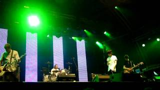 The Charlatans - White Shirt (live at Primavera Sound 2010)
